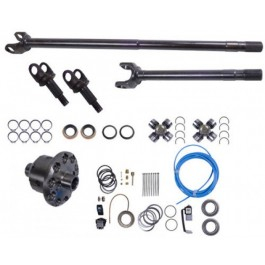 Front Grande 30 Axle Shaft Kit &amp; ARB Locker, 82-86 Jeep CJ7 &amp; CJ8