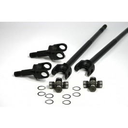 Front Axle Shaft Kit for 72-81 Jeep CJ Models, Narrow-Track