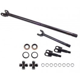 Front Axle Shaft Kit, 07-14 Jeep Wrangler with dana 30