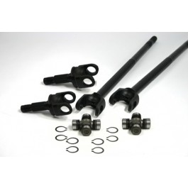 Front Axle Shaft Kit, Dana 44, 07-13 Jeep Wrangler Rubicon