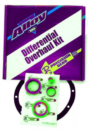 Mini Install Kit, for Dana 44, Rear; 07-17 Jeep Wrangler JK