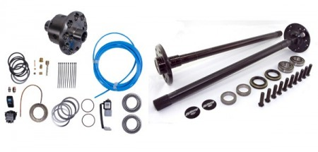 Axle Shaft Kit, ARB Air Locker, Grande 44, Rear; 97-06 Jeep Wrangler
