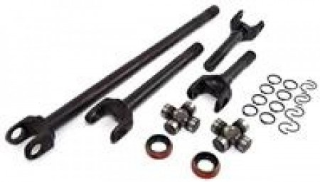 Axle Shaft Kit, GM 10 Bolt, Front; 77-87 GM 1/2 ton Pickup/SUV