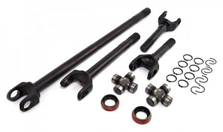 Axle Shaft Kit, Grande 30, Front; 72-83 Jeep CJ Models