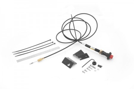 Differential Cable Lock Kit; 83-99 GM S10/Blazer