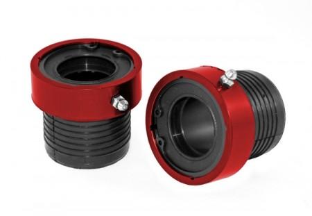 Axle Tube Seals, Red Grande 30; 84-17 Jeep XJ/ZJ/YJ/TJ/JK