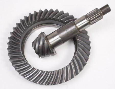 Ring and Pinion, 5.38 Ratio, for Dana 44 Rear; 07-17 Jeep Wrangler JK