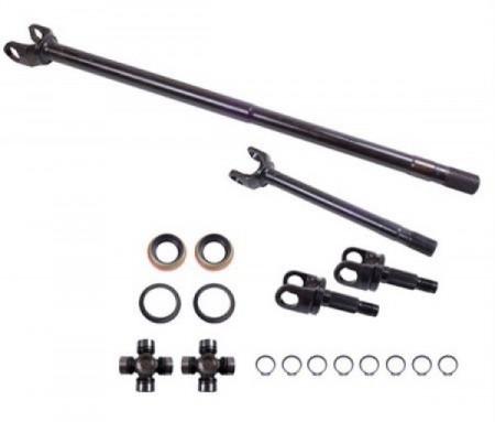 Axle Shaft Kit, for Dana 30, Front; 07-17 Jeep Wrangler JK