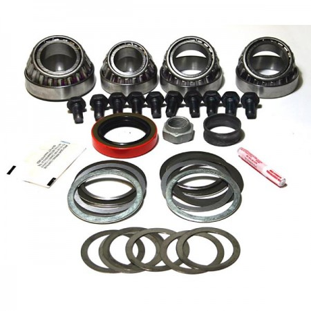 Master Overhaul Kit, Front; 07-18 Jeep Wrangler Rubicon, for Dana 44