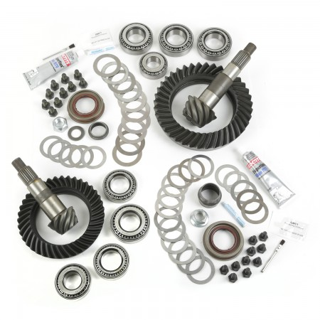 Ring and Pinion Kit, 4.88 Ratio, for Dana 30/44; 07-17 Jeep Wrangler