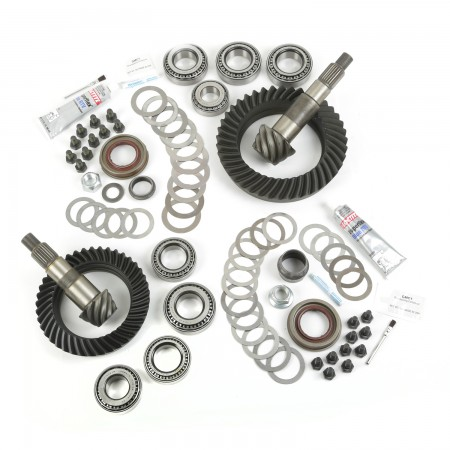 Ring and Pinion Kit, 5.13 Ratio, for Dana 30/44; 07-17 Jeep Wrangler