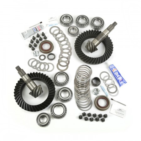Ring and Pinion Kit, 5.13 Ratio, for Dana 44/44; 07-17 Jeep Wrangler