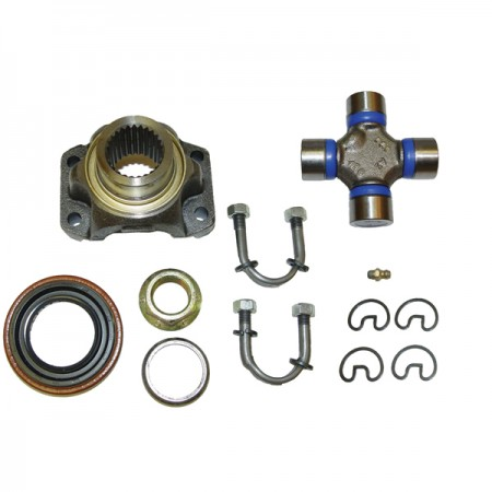 Yoke Conversion Kit, for Dana 35; 84-02 JeepCherokee/Wrangler XJ/YJ/TJ