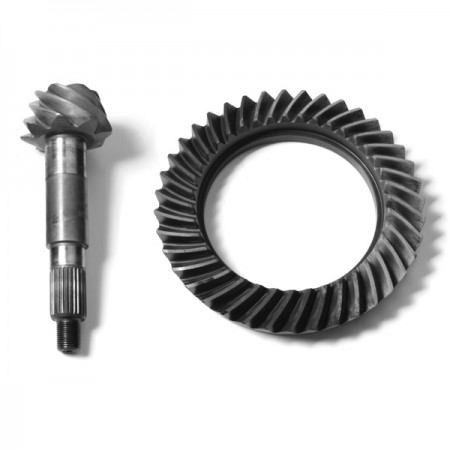 Ring and Pinion, 4.09 Ratio; 48-91 Willys/Jeep, for Dana 44