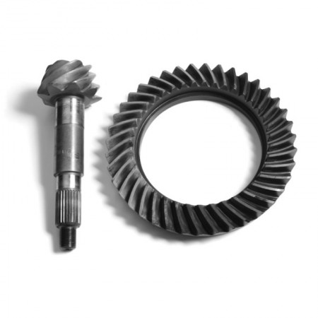 Ring and Pinion, 5.13 Ratio, Reverse; 48-91 Willys/Jeep, for Dana 44