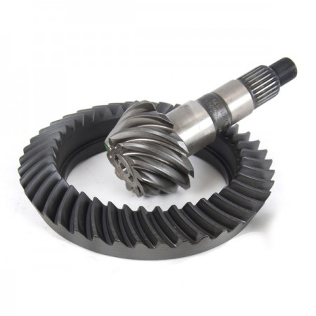 Ring and Pinion, 3.55 Ratio, Chrysler 9.25