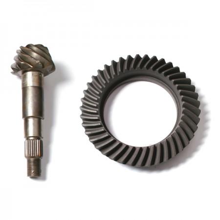Ring and Pinion, 4.10 Ratio, for Dana 35; 84-06 Jeep Wrangler XJ/YJ/TJ