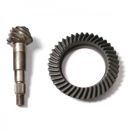 Ring and Pinion, 4.56 Ratio, for Dana 35; 84-06 Jeep Wrangler XJ/YJ/TJ