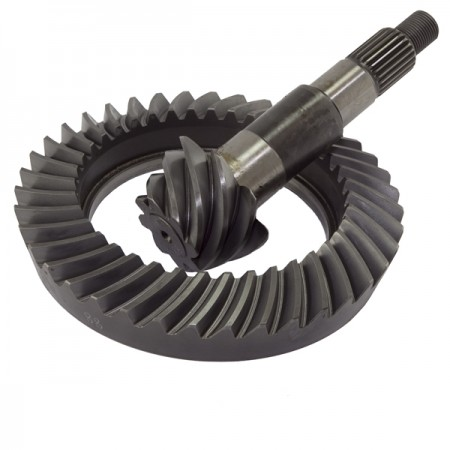 Ring and Pinion, 4.88 Ratio, for Dana 44, Rear; 07-16 Jeep Wrangler