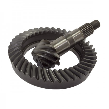 Ring and Pinion, 5.13 Ratio, for Dana 44, Front; 07-17 Jeep Wrangler