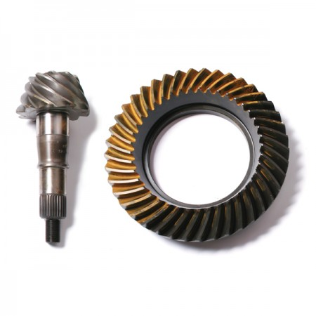 Ring and Pinion, 3.55 Ratio, Ford 8.8
