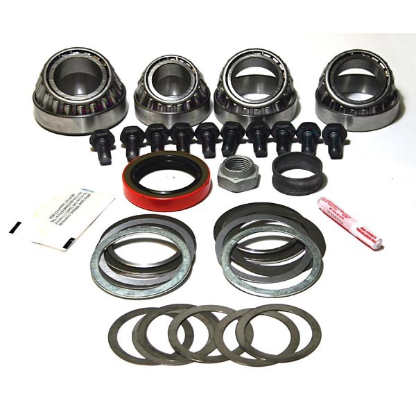 Front Axle Differential Bearing and Seal Kit For 1999-2008 Jeep Grand Cherokee