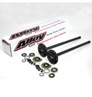 Axle Shaft Conversion Kit, AMC 20 Wide-Trac, Rear; 82-86 CJ Models