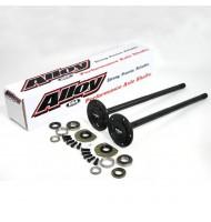 Axle Shaft Conversion Kit, Rear, Quadra Trac; 76-79 CJ7, AMC 20