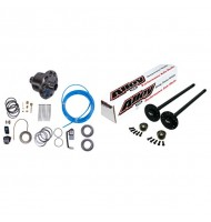 Front Grande 30 Axle Shaft Kit &amp;  ARB Air Locker, 72-83 Jeep CJs