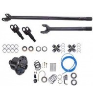 Front Grande 30 Axle Shaft Kit &amp; ARB Air Locker for 92-06 Jeep Models