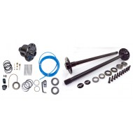 Rear Mas Grande 44 Axle Shaft Kit & ARB Locker, 97-06 Jeep Wrangler