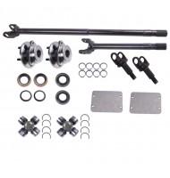 Axle Shaft Kit, Grande 30, Front; 84-95 Jeep Cherokee XJ/Wrangler YJ