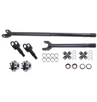 Axle Shaft Kit, Grande 30, Front; 92-06 Jeep Cherokee XJ/Wrangler TJ