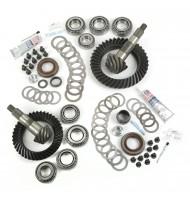 Ring and Pinion Kit, 4.10 Ratio, for Dana 30/44; 07-17 Jeep Wrangler