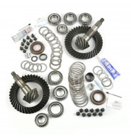 Ring and Pinion Kit, 4.10 Ratio, for Dana 44/44; 07-17 Jeep Wrangler