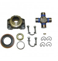 Yoke Conversion Kit, for Dana 30; 72-06 Jeep CJ/Wrangler YJ