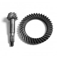 Ring and Pinion, 4.09 Ratio, Reverse; 48-91 Willys/Jeep, for Dana 44