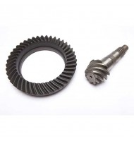 Ring and Pinion, 5.38 Ratio, for Dana 44 Front; 07-18 Jeep Wrangler JK