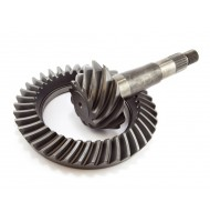 Ring and Pinion, 4.10 Ratio, for Dana 30; 07-18 Jeep Wrangler JK