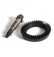 Ring and Pinion, 4.10 Ratio, for Dana 30; 97-06 Jeep Wrangler TJ