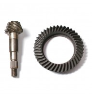 Ring and Pinion, 4.10 Ratio, for Dana 35; 84-06 Jeep Wrangler XJ/YJ/TJ