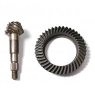 Ring and Pinion, 4.56 Ratio, for Dana 35; 84-06 Jeep Wrangler XJ/YJ/TJ