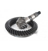 Ring and Pinion, 4.10 Ratio, for Dana 44 Front; 07-16 Jeep Wrangler