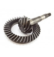 Ring and Pinion, 4.56 Ratio, for Dana 44 Rear; 07-16 Jeep Wrangler