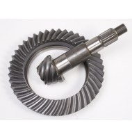Ring and Pinion, 5.38 Ratio, for Dana 44, Front; 07-17 Jeep Wrangler