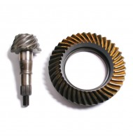 Ring and Pinion, 4.56 Ratio, Reverse Rotation, Ford 8.8