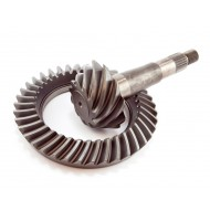 Ring and Pinion, 4.56 Ratio, for Dana 44, Rear; 72-06 CJ/Wrangler TJ
