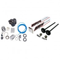 Axle Shaft Kit and ARB Air Locker; 72-83 Jeep CJ, Grande 30 Front