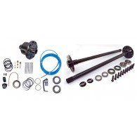 Axle Shaft Kit and ARB Locker; 97-06 Jeep Wrangler, Grande 44 Rear