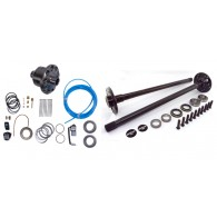 Axle Shaft Kit and ARB Locker; 97-06 Jeep Wrangler, Mas Grande 44 Rear